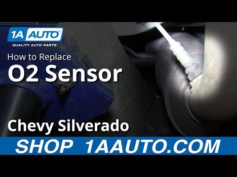 How To Install Replace Oxygen O2 Sensor 2007-13 Chevy Silverado GMC Sierra