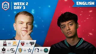Clash Royale League: CRL West 2019 | Week 2 Day 3! (English)