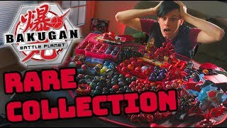 JETT'S /RARE/ BAKUGAN COLLECTION - The Rare, the Cool and the Creepy