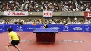 Japan Open 2013 Highlights: Ai Fukuhara vs Gu Yuting (1/2 Final)