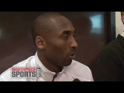 Los Angeles Laker Kobe Bryant On March Madness
