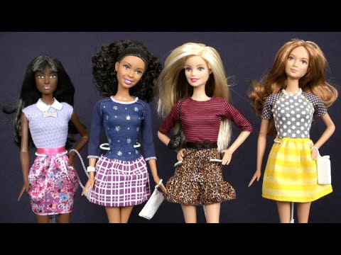 Target Barbie Fashionistas Dolls 2015 Barbie Fashionistas Patchwork