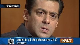 Salman Khan Revealed Why He Didn't Marry in Aap Ki Adalat