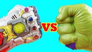 Hulk Family Vs Iron Man Family ! Mega Battle ! Superhero Toys