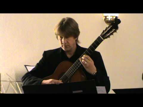 GuitArt Quartett plays Fernando Sor/Gilbert Biberian (I)