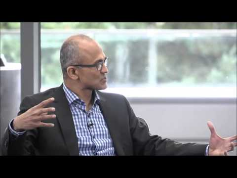 Customers and Partners Event - Satya Nadella