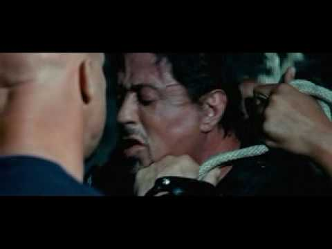 The Expendables  Fight Scene video
