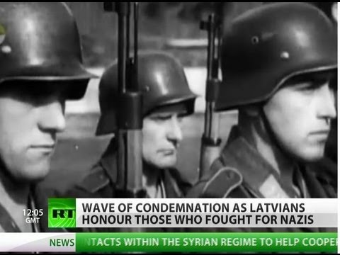 Nazi Heroes? Waffen SS hailed in Latvia