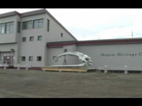 Clip from Barrow Alaska Our Tales DVD (Touch Alaska Interactive Media)