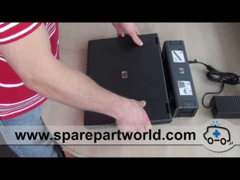 Hewlett Packard Docking Station with 120W-PSU (Laptop) 7092