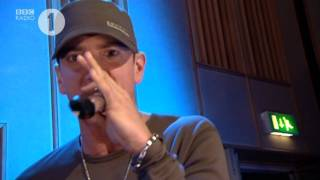 Eminem ft Royce Da 5'9 & Mr Porter freestyle - Westwood