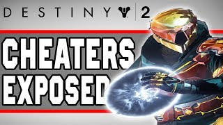 Destiny 2 Cheaters Caught in Action Playing Trials of the Nine