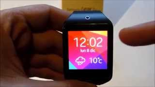Review Samsung Gear 2 Neo (review en español)