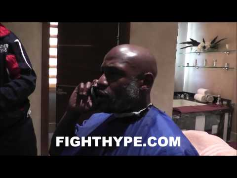 FLOYD MAYWEATHER SURPRISES PAULIE MALIGNAGGI WITH PHONE CONVO HOURS AFTER PACQUIAO WIN