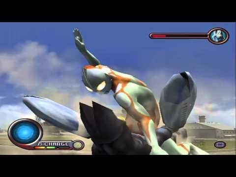 Ultraman ps2 ep.6
