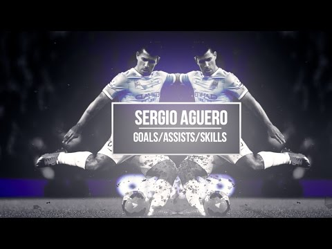 Sergio Aguero | All Goals/Skills/Assist | Manchester City | 2014/2015 | HD