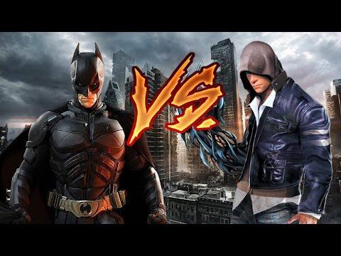 【RANDOM BATTLE】 Batman vs. Alex Mercer / Бэтмен vs. Алекс Мерсер