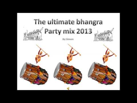 The Ultimate Bhangra Party Mix 2013 video
