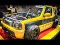 RUN-MAX SR20 Engine SUZUKI Jimny Drift Car by KINOKUNI mp3 indir