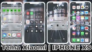 Tema Xiaomi   Iphone XS Untuk MIUI10