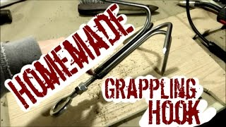 Make a Grappling Hook Out of Nails! (Check Desc for the Test)