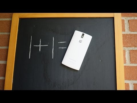OnePlus One Full Review Official Unboxing and White vs Black Models... in 4K