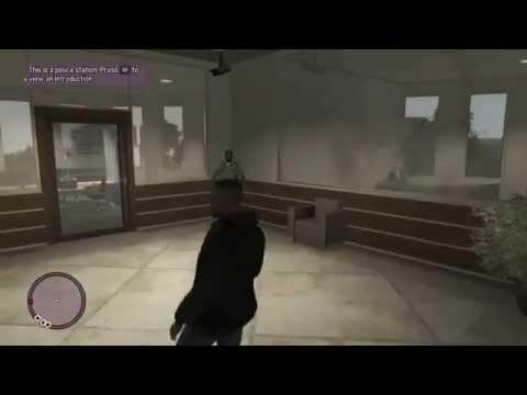 GTA 4 - полицейский мод LCPD First Response [часть 1]