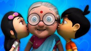 Download Nani Teri Morni Ko Mor Le Gaye | Hindi Balgeet | नानी तेरी मोरनी | Kids Channel India | Hindi Rhymes 3Gp Mp4