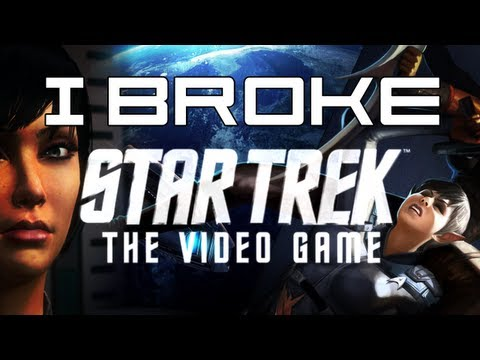 I Broke Star Trek