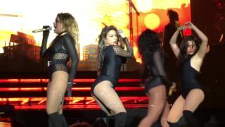 """Fifth Harmony - """"Work From Home"""" (Without Camila) St.Louis, Missouri 9/02/16 HD"""