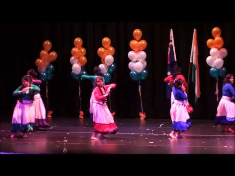 Nadheem Dheem Thana Melody Dance - Iswa 2013 video