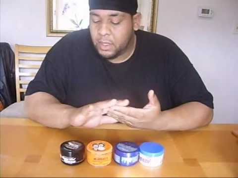 How to get 360 waves: Best Pomade Review