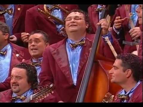Coro - La Orquesta Cádiz \ Actuación Completa en la FINAL \ Carnaval 2008