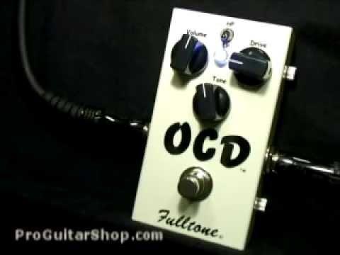 Fulltone OCD V4 Les Paul - Part 1