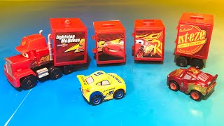 Disney cars 3 toys surprise Mack hauler and lightning mcqueen  hyper Mack