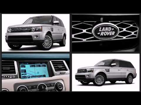 2012 Land Rover Range Rover Sport Video