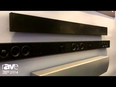 ISE 2014: Triad Speakers Exhibits New Nano 3.0 Soundbar Available in Custom Sizes