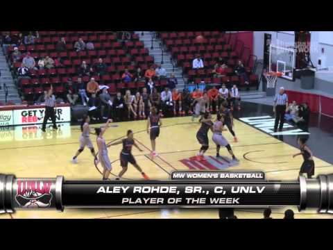 MW Women's Basketball Player of the Week (11/23/15)