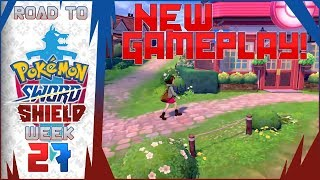 NEW Pokemon Sword & Shield Gameplay Trailer from Shigeru Ohmori!