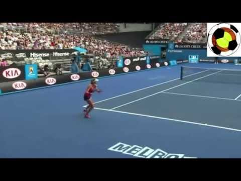 Highlights Venus Williams vs 'Tita' Torró - Australian Open 2015