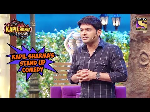 Kapil Sharma's Stand Up Comedy - The Kapil Sharma Show thumbnail