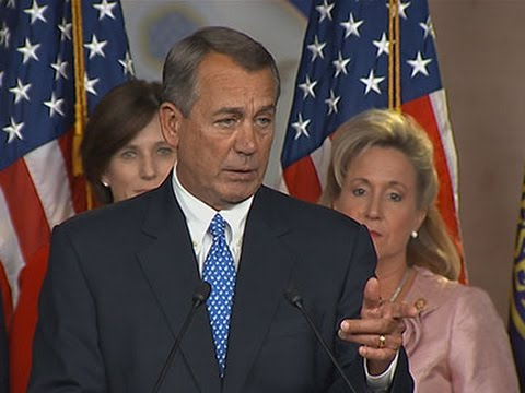 Boehner: 'Fight Tooth and Nail' on Immigration