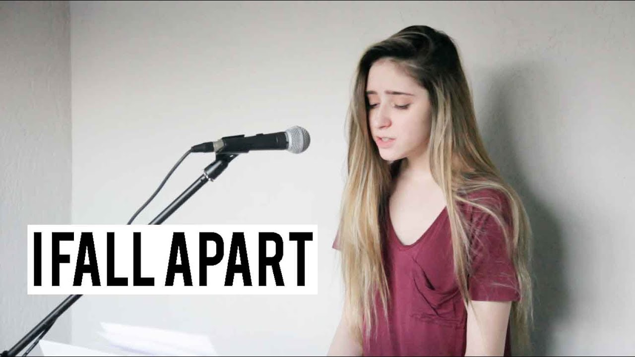 I Fall Apart - Post Malone Cover // Nicole Starr