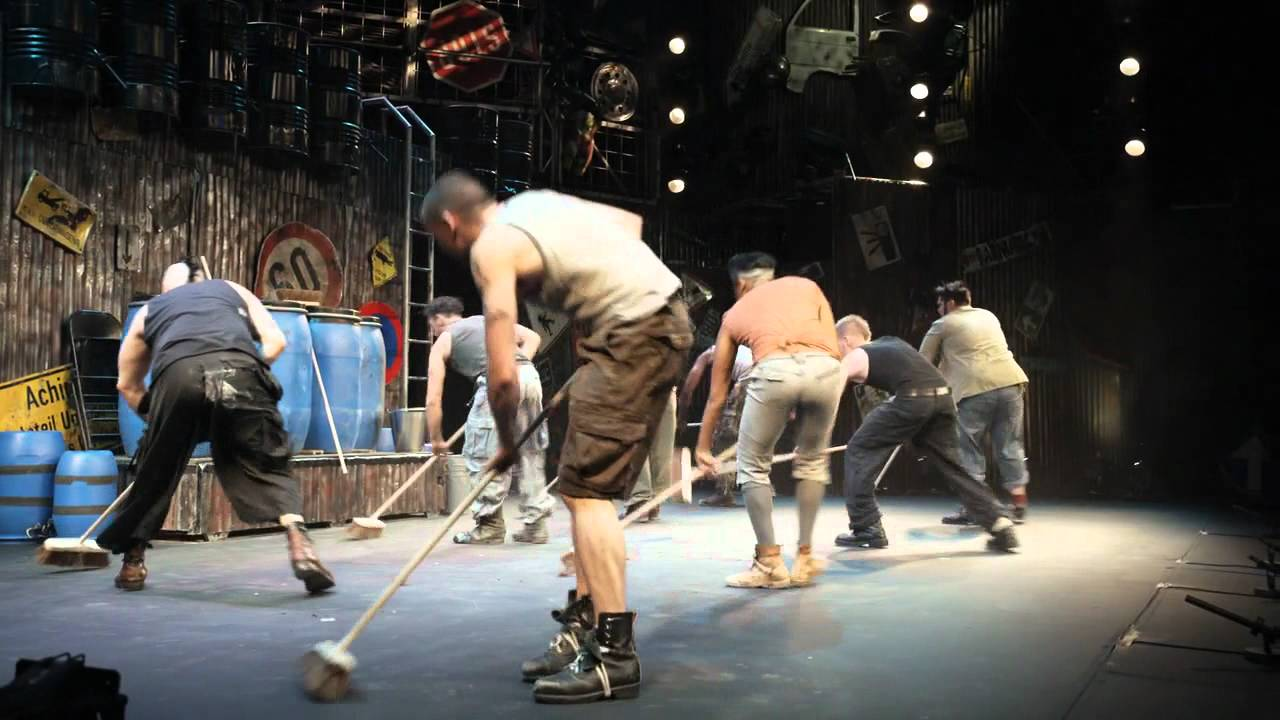 Stomp Live Part 1 Brooms Youtube