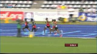 Lille IAAF World Youth Championships (FRA) Men's 1500 m