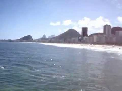Passeio Praia do Leme Rio de Janeiro