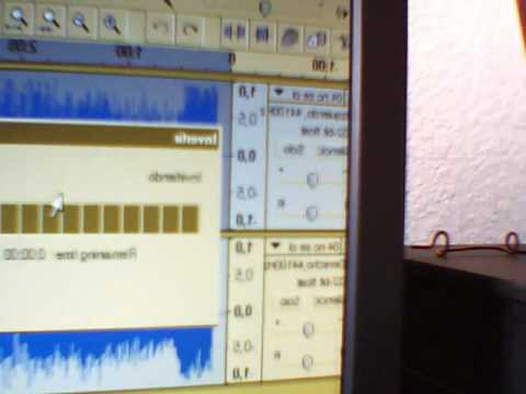 como extraer el audio a una cancion con el AUDACITY 10.wmv