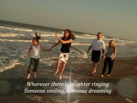WHISPERS OF MY FATHER - LOVE WILL BE OUR HOME by Susan Ashton with lyrics