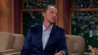 Simon Pegg on Craig Ferguson July 29, 2014
