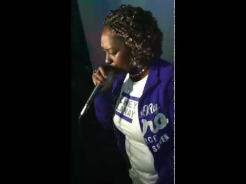 Chey Performing - 'Go Ham' Birthday Bash.